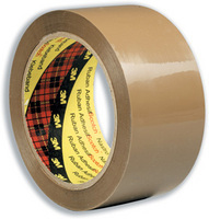 3M Scotch Low Noise Buff Tape 48x66M [3M26604]